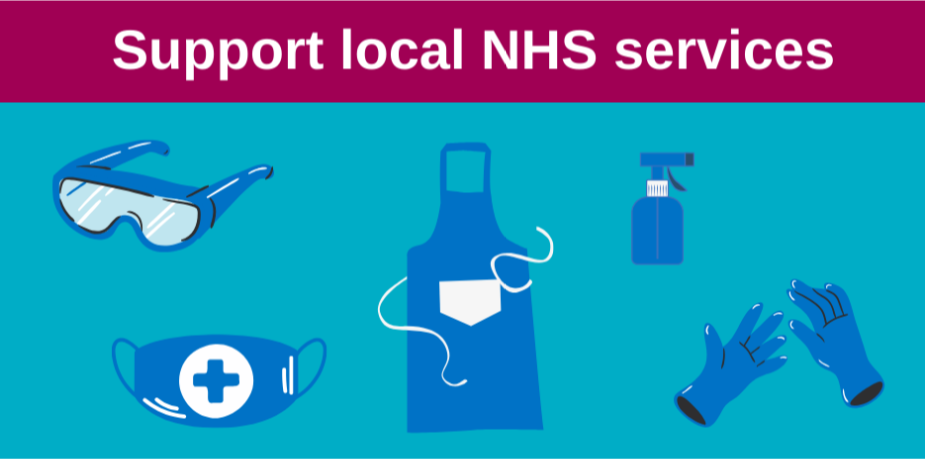 Image of Support local NHS services
