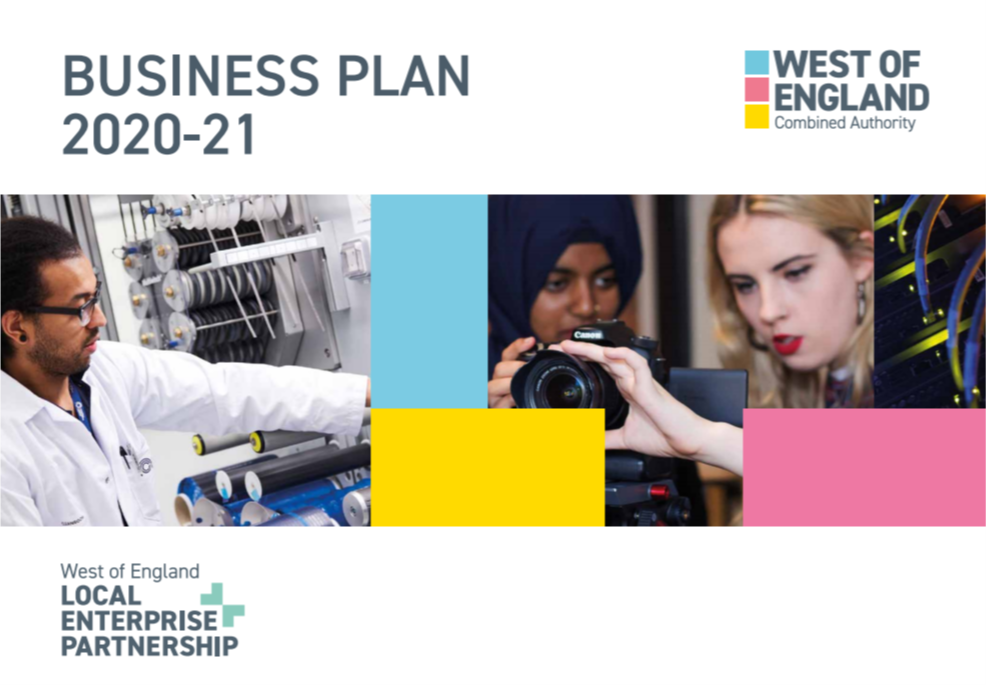 Business Plan 2020-21