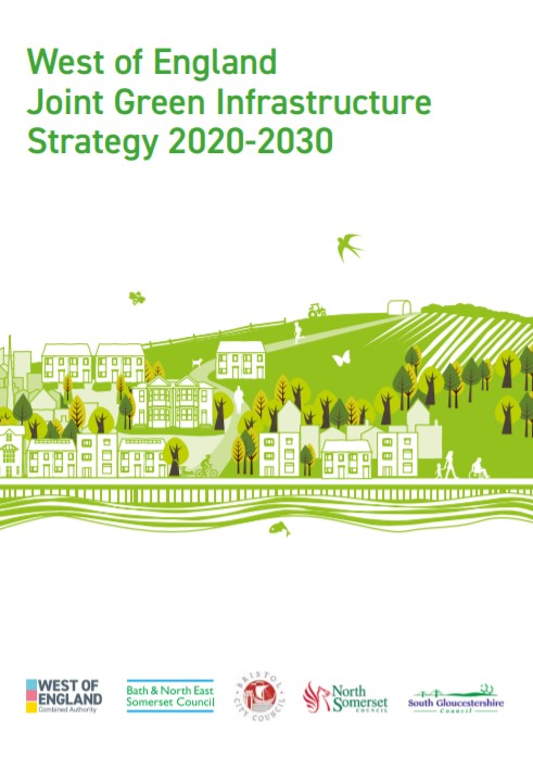 Joint Green Infrastructure Strategy Cover