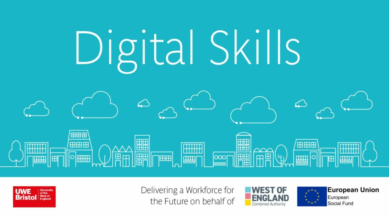 Digital skills graphic