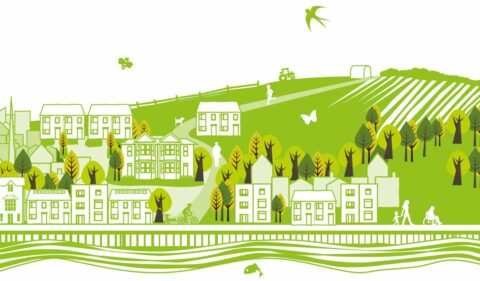 Joint Green Infrastructure Strategy brochure
