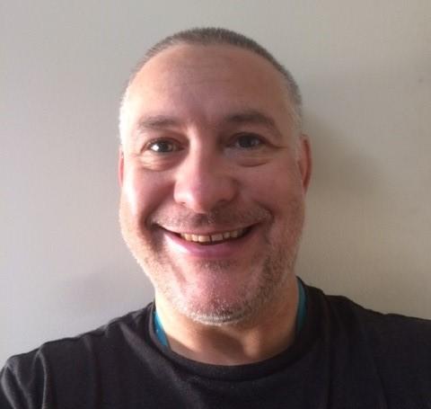 Smiling man called Ben